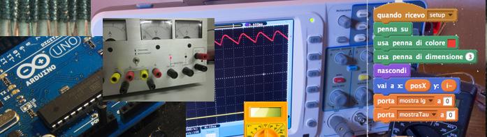 Il laboratorio di Gianni Mastropaolo